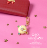 [Only for Pretty Guardians members] Q-pot. x Pretty Guardians transformation brooch macaron keychain